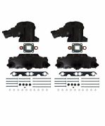 Barr Manifold Exhaust Kit Mercruiser V-8 Dry Joint 5.0-liter And 5.7-liter With