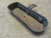 Vintage Metal Emerson Tractor Toolbox Old Antique Farm Equipment Iron 9394