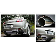 New Fujitsubo Authorize R Types Muffler Exhaust For Mazda Se3p Rx-8 Aba-se3p