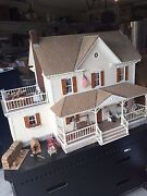 Byron Free Farm House Three Strory Nine Room 45x33 23 Wide From Front To Back