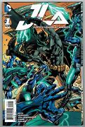 Justice League Of America 1 Bryan Hitch 7 Panel Gatefold Variant Cover - 1/100