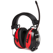Nordstrand Ear Defenders Protection Muffs Headphones W/ Phone Jack And Am Fm Radio