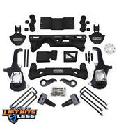 Readylift 7-8 Suspension Lift Kit For 2011-2019 Chevrolet/gmc 2500 Hd/3500 Hd