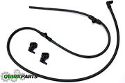 2011-2016 Ford F250 F350 Super Duty Windshield Washer Hose And Jet Nozzles Oem New
