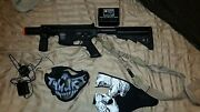 Gandp Patriot Electric Airsoft Gun Military Training Rifle And Accessories