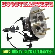 Front Wheel Bearing And Hub Assembly Driver Side Fits 2004-08 Chevy Colorado 4wd
