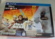 Disney Infinity 3.0 Edition Star Wars Ps4 Playstation 4 Starter Pack New Sealed