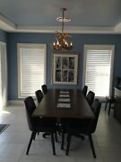 Real Antler White-tail Deer Chandelier Is 6 Lights By Cdn 14e