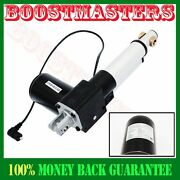 8mm/s Spd Dc 24v 100mm Or 4 Stroke Heavy Duty Linear Actuator 1300lbs Max Lift