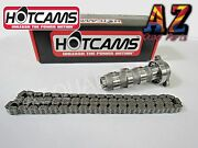Yamaha Raptor 660 Yfm660 Hotcams Hot Cam Stage 2 Two Camshaft Hd Timing Chain