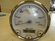 Faria Perfect Pass Oversized Speedometer W/ Digital Monitor Sjp505a Boat