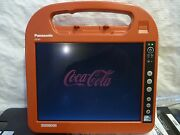 Authentic Coca-cola Coke Toughbook Tablet Rare Touch Red Cf-h1 Collectible Mint
