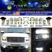 28 Piece Led Pro Package Super Bright 6000k Xenon White For Interior And Exterior