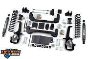 Zone 6and039and039 Full Susp. Lift Kit With Nitro Shocks D2n For 2009-2011 Dodge Ram 1500
