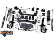 Zone Offroad D19n 6 Suspension Lift Kit For 2012 Dodge/ram 1500 4wd Gas/diesel