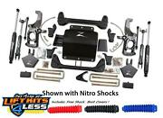Zone Offroad C12n 5 Suspension Lift Kit For 2011-2018 Chevy/gmc 2500 Hd/3500 Hd