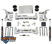 Readylift 7-8 Lift Kit With Fox Shocks For 11-18 Chevrolet/gmc 2500 Hd/3500 Hd