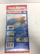 5 Clever Magnetic Vent Cover Heating Cooling Money Saving Easy Cut Fit Efficient