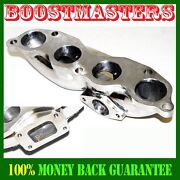 For Civic Si Acura Rsx K20 A Ep3 Dc5 Solid Stainless Steel Turbo Manifold T3