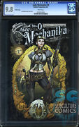 Lady Mechanika 0 - Cgc 9.8 - Sold Out - Fifth Printing