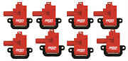 Msd 82628 Blaster Coil 1998-2006 Ls1 Ls6 Engines 8 Pack Oem Replacement