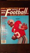1975 Street And Smiths Official Yearbook Archie Griffin Bonus 1976 Edition