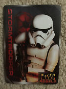 Star Wars The Force Awakens - Mall Of America Trading Cards And Subway Promo Pack