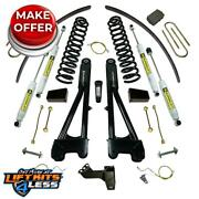 Superlift K985 8 Lift Kit W/replace Radius Arms For 08-10 Ford F-250/f-350 Sd