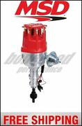 Msd Ignition Distributor, Ford 289/302, Ready-to-run, With Steel Gear