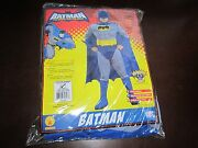 Halloween Costume Dress Up Toddler 1-2 Years Batman The Brave And The Bold