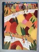 The New Yorker Magazine - October 12, 1929 Adolph Kronengold Art
