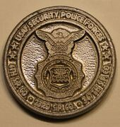 Security Police Joint Task Force 160 Guantanamo Bay Air Force Challenge Coin