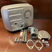 Briggs And And Stratton Engine Muffler 14.5 To 21 16 16.5 17 17.5 18 19.5 20 21 Hp
