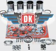 Cummins Isx, Qsx Series Pistonless Out-of-frame Kit Without Egr - 459-1495
