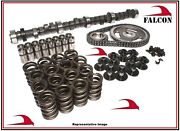 Chevy 327 350 350hp Ultimate Cam K Kit Springs Timing Gaskets 222/223 At .050