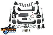 Zone Offroad F47 4 Suspension Lift Kit 2015-2019 Ford F150 4wd