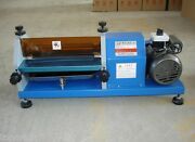 Brand New 27cm Automatic Gluing Machine Glue Coating For Paper Leather 220v