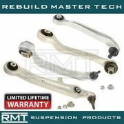 Bentley Continental Front Left Upper And Lower Forward And Rearward Control Arms