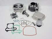 172cc 61mm Big Bore Kit 4 For Chinese Scooters With 150cc Gy6 Motors
