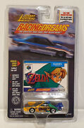 Cars Zelda Nascar Racing Dreams By Johnny Lightning Made In 1999