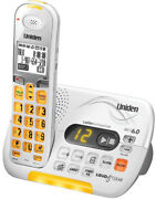 Uniden D3097 Dect 6.0 1.9 Ghz Handset Amplified Cordless Phone With Caller Id