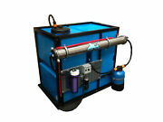 Water Genie Pro Lite 500l Window Cleaning System - Wfp Water Fed