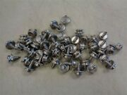 Upholstery Stainless Steel Screw Cover Snap Set Of 50 3/8 X 3/8 Marine Boat