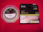 Rio In Touch Grand Wf5f Fly Line Great New