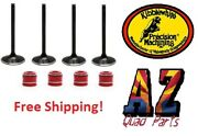 Can Am Ds450 Ds 450 Stock Replacement Kibblewhite Intake Exhaust Valves Seals