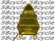 2006-2007 R6 Yellow Rear Brake Tail Light Taillight Led Signal Integrated