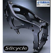 03-05 Yamaha R6 / 2006-2009 R6s Frame Comp/chassis No Title/vin 2003 2004 2005