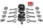 Budget 408 Ci Forged Rotating Assembly For Chevrolet Gen Iii Iv