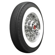 American Classic Whitewall Radial Bias Look 800r14 97s 2-1/4 Ww Qty Of 1