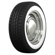 American Classic Whitewall Radial 165r15 86s 2-1/4 Ww Quantity Of 1